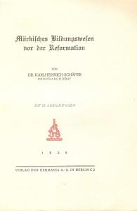 1928 Schaefer