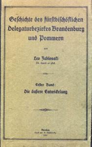 1929 Jablonski