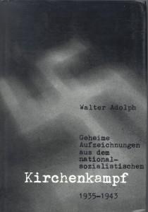 1935 Adolph, Geheime Aufzeichnungen