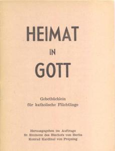 1946 Heimat in Gott
