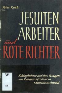 1958 Jesuiten, Arbeiter