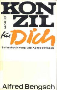 1966 Bengsch, Konzil für Dich