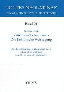 2015 Doepp, Vaticinium
