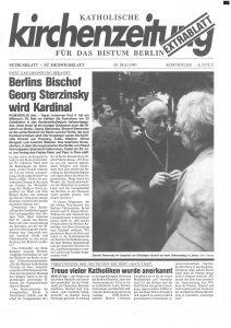 KKiZ, Extrablatt, 30. Mai 1991, 1